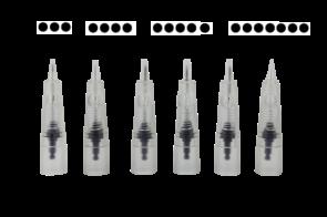 3F/4F/5F/7F; flat cartridge for  iBeautyPen® MD   3pin 4 pin 5pin 7pin needle    Permanent Cosmetic Needle   Micro-pigmentation Eyebrows Needle