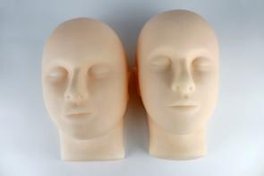 Semi Permanent Makeup Training Head