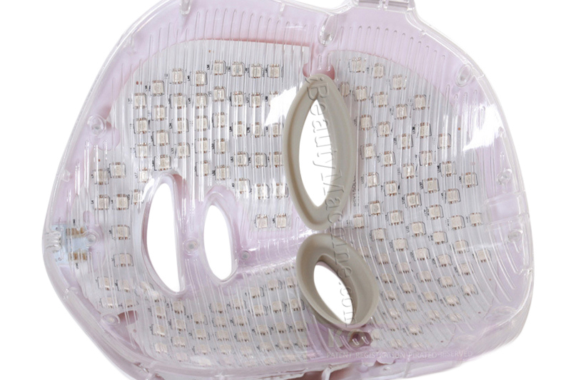 Professional LED Facial Mask with 3 colors
