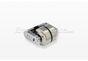 Galvanic Photon Derma Roller with Vibration (540 Needle)-Galvanic Roller Head