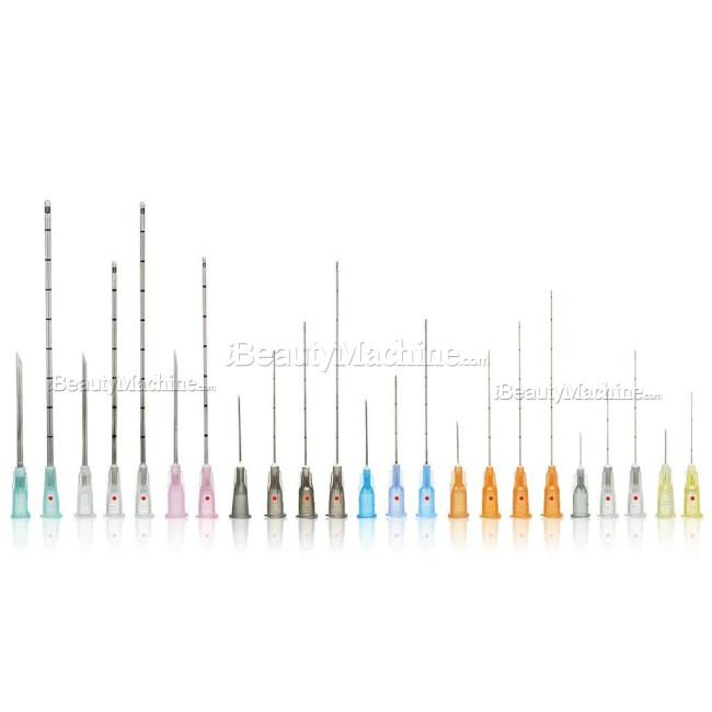FlexFill™ Microcannula& Sharp Needle Kit