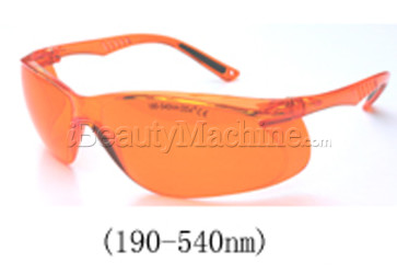Eagle Pair Laser Safety Goggles(190-540nm/IPL, Nd yag laser protective glasses)