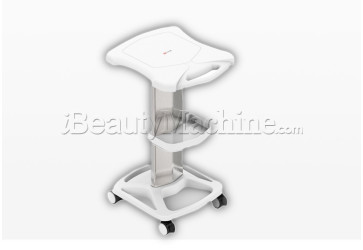 Beauty Machine Trolley | Beauty machine support | High quality ABS material + Aluminum alloy