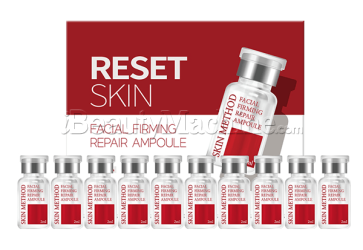 Facial Firming serum for micro needling treatment