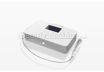 fractional RF with microneedles