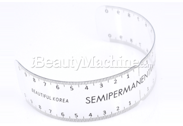 Microblading Ruler