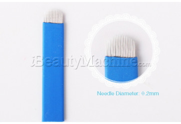 Flexible U shaped Microblading Needle