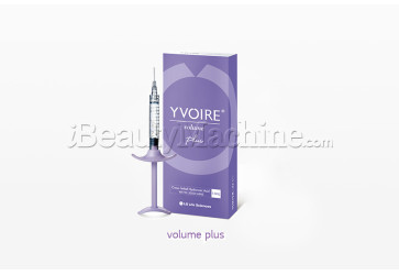 YVOIRE Volume plus dermal filler with lidocaine
