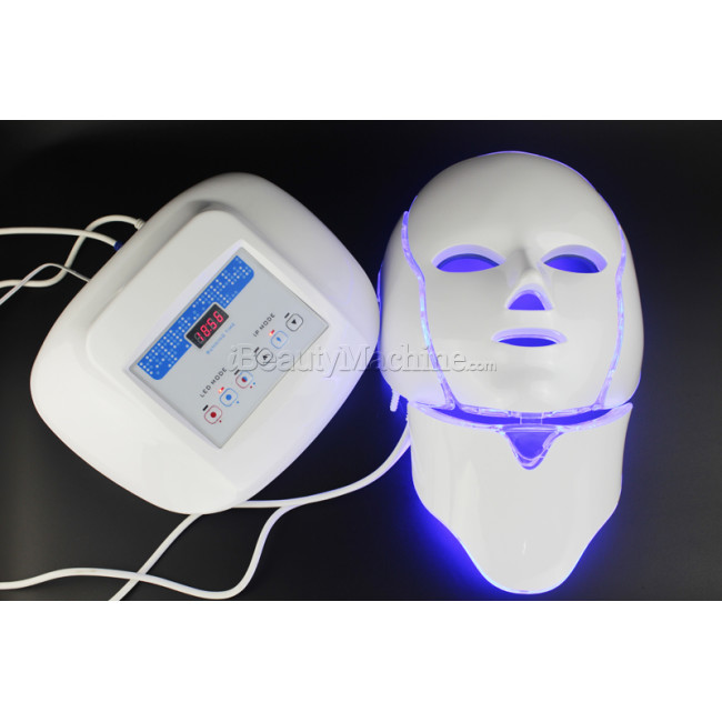 Professional Led Phototherapy Facial Mask Infrared Ray