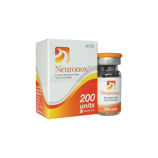 Neuronox 200U | Purified Botulinum Toxin Type A Complex | Better Botox  Injections