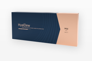 Hyaldew mid HA fillers without lido