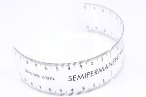 Microblading Ruler