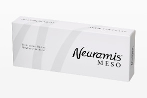 Neuramis Meso | 1ml Injectable Hyaluronic Acid Dermal Filler | Medical Grade HA Dermal Filler