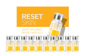 white radiance ampoule