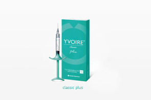 YVOIRE classic plus dermal filler with lidocaine