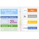 InstaLift™ EYE Mono Screw PCL Thread | 30Gx25mmx35mm | W-type Blunt Cannula | Minimal Pain and Trauma  | E.O. Sterilization|  Non-Toxic | Non-Pyrognic | Heavy Metal Free | 10ea/pack