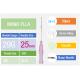 InstaLift™ Mono PLLA Thread | 29Gx25mmx35mm  |  Facial thread skin rejuvenation| Collagen generation | E.O. Sterilization|  Non-Toxic | Non-Pyrognic | Heavy Metal Free | 20ea/pack