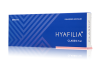 HyaFilia Classic | 1ml Injectable Cross-Linked Hyaluronic Acid Dermal Filler | Medical Grade HA Dermal Filler | Without Lidocaine