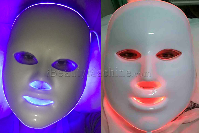 Laser treatment VS LED treatment-LED