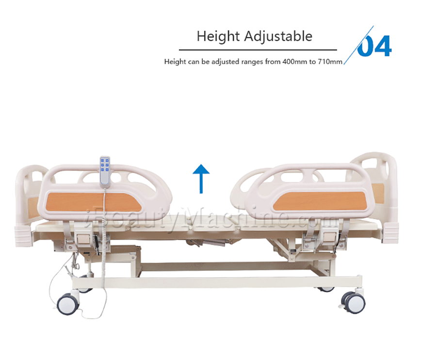 Hospital-level ICU bed