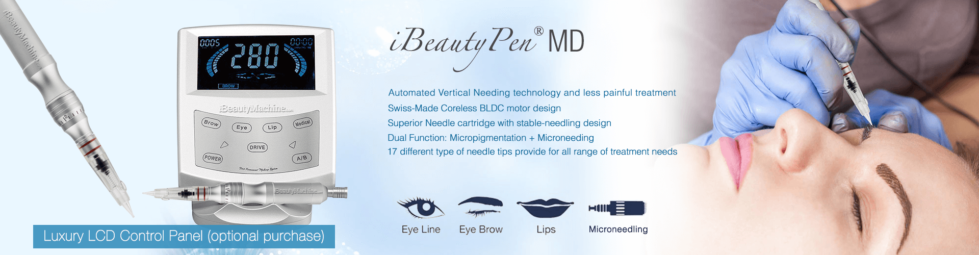 professional permanent makeup pen
