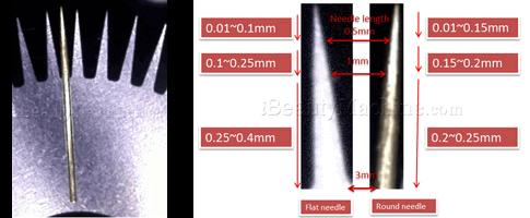 micro needle derma roller, micro needle roller, Dermarolling