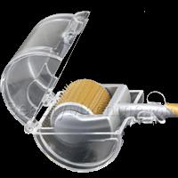 derma roller titanium, dermaroller sizes, Titanium needle roller