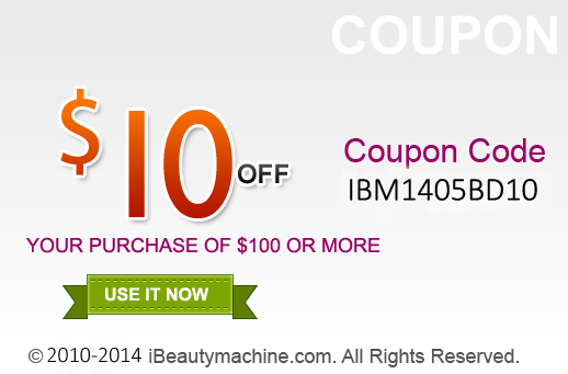 $10 off your purchase of $100 or more
