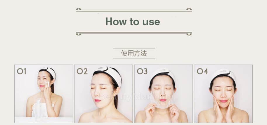 cotton linter mask