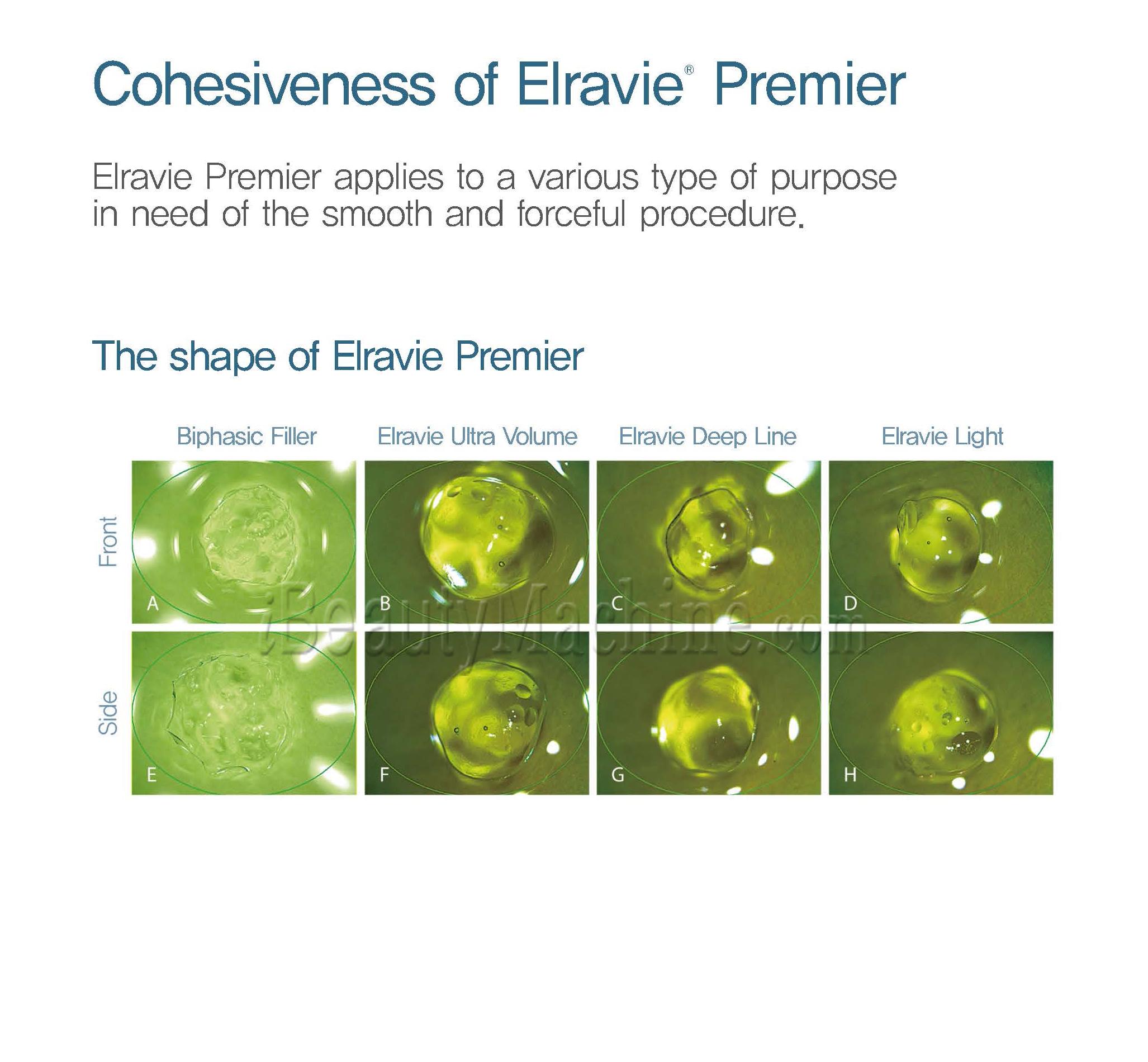 cohesiveness of elravie premier