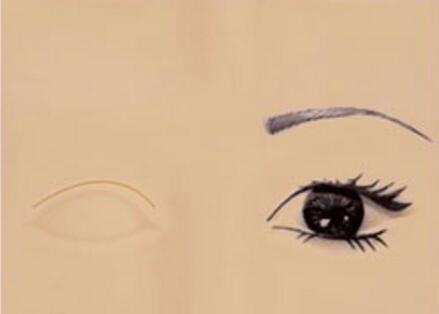 eyebrow tattoo practice