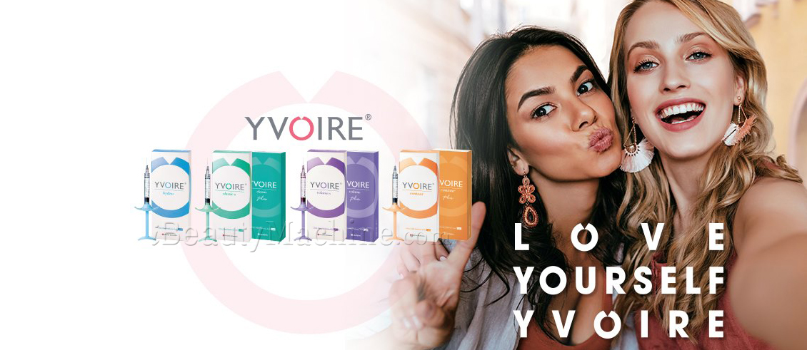 YVOIRE HA dermal filler