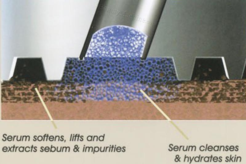 newest Diamond dermabrasion machine principle