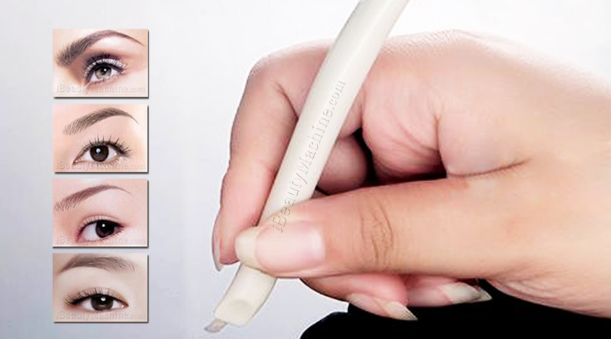 disposable microblading pen