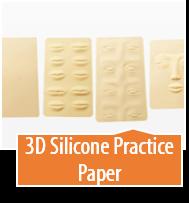 microneedling practice paper
