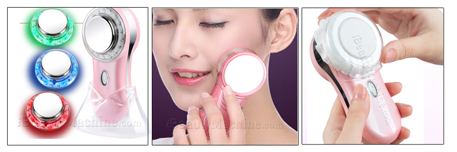 home use led light therapy for skin