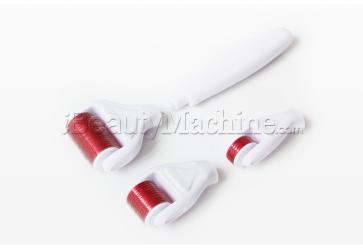4 in 1 DNS Derma Roller | Dermaroller home use kit | Face and Body dermal rolling
