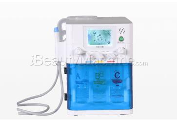 water dermabrasion machine