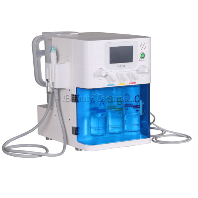 Aquafacial Max Professional 3 In 1 Hydro Peel Machine Aqua Peel