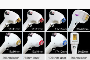 diode laser handpieces