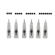 3F/4F/5F/7F; flat cartridge for  iBeautyPen® MD | 3pin 4 pin 5pin 7pin needle  | Permanent Cosmetic Needle | Micro-pigmentation Eyebrows Needle