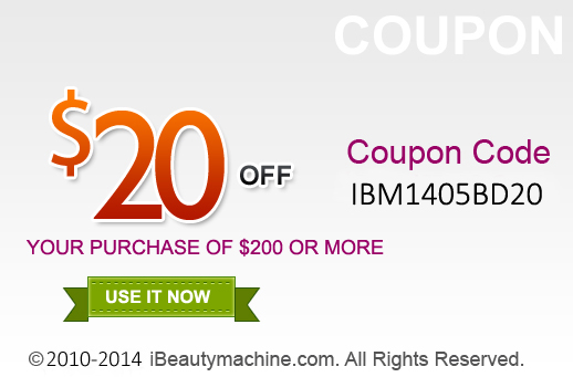 $20 off your purchase of $200 or more