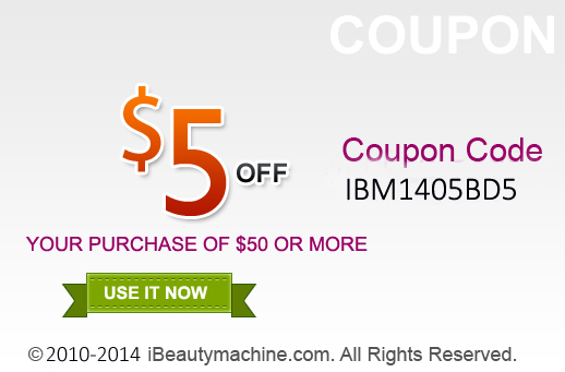 $5 off your purchase of $50 or more
