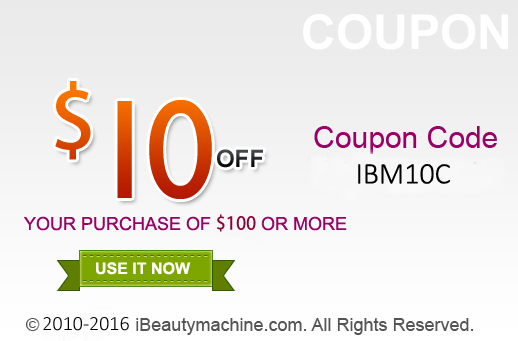 ibeautymachine coupon code