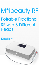 portable fractional RF machine